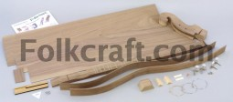 Folkcraft Walnut Hourglass KIT