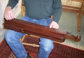 Latker 1890s Transitional Dulcimer